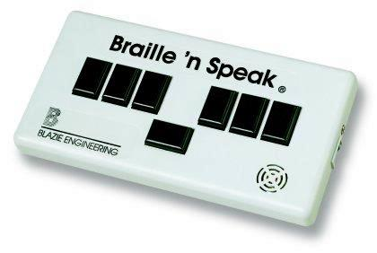 Braillen speak de color blanco